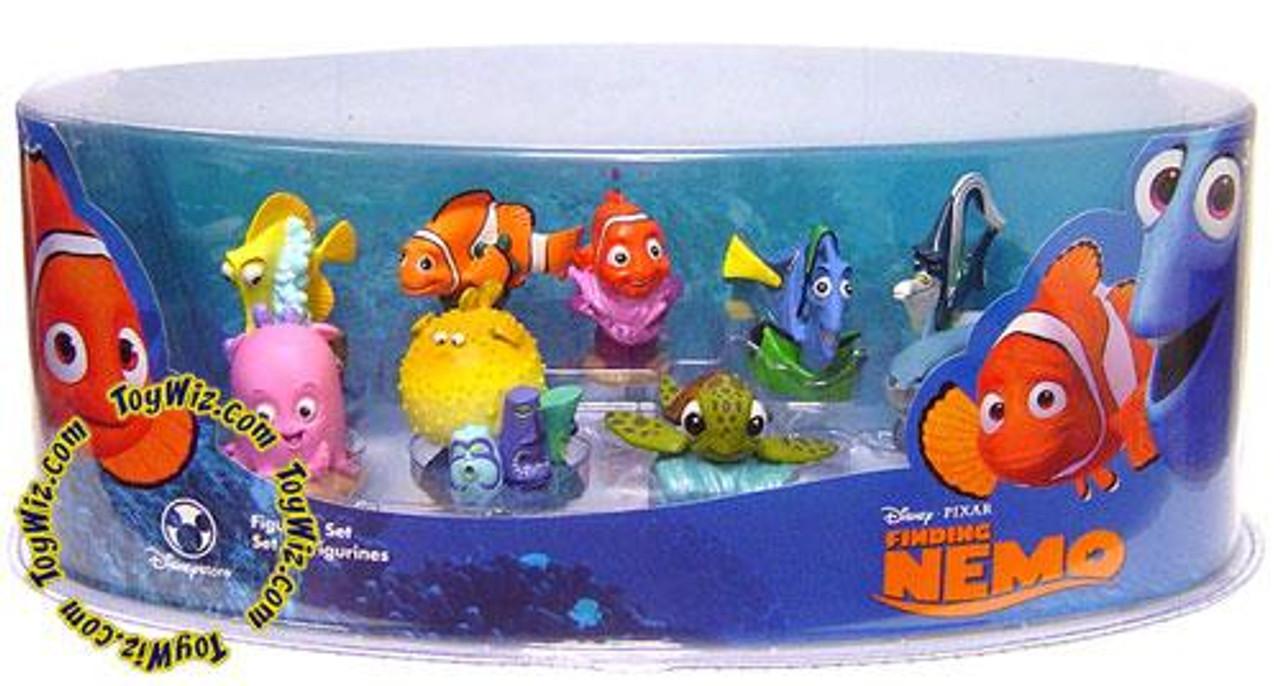 Disney / Pixar Finding Nemo Figurine Set Exclusive