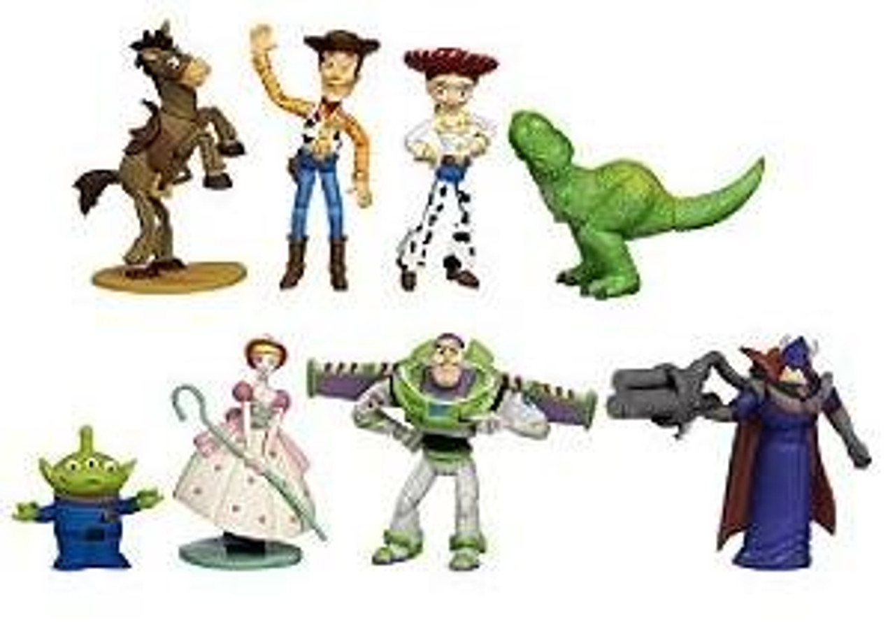 Disney Toy Story Collector Set Exclusive PVC Figures #1
