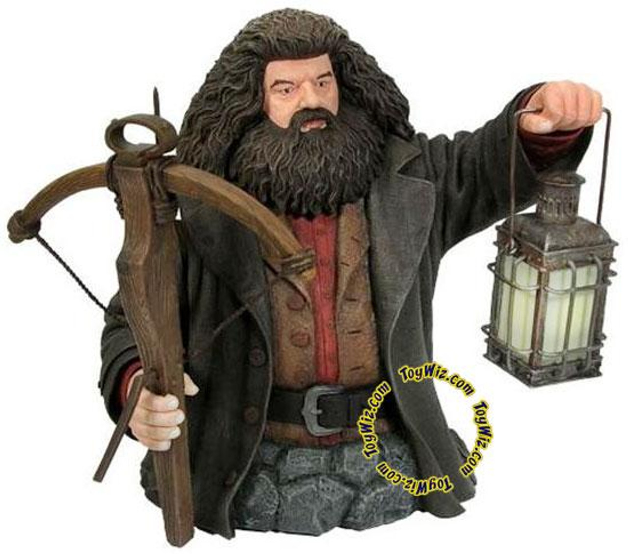 Harry Potter The Goblet of Fire Hagrid 7-Inch Bust