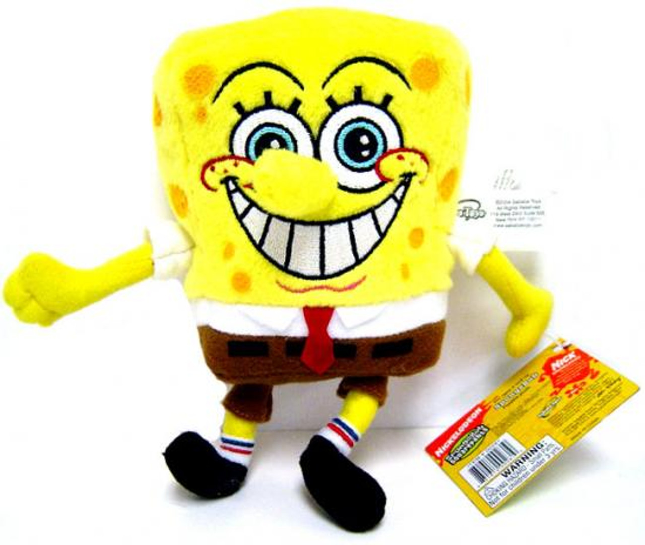 Spongebob Squarepants Spongebob 5-Inch Plush Figure