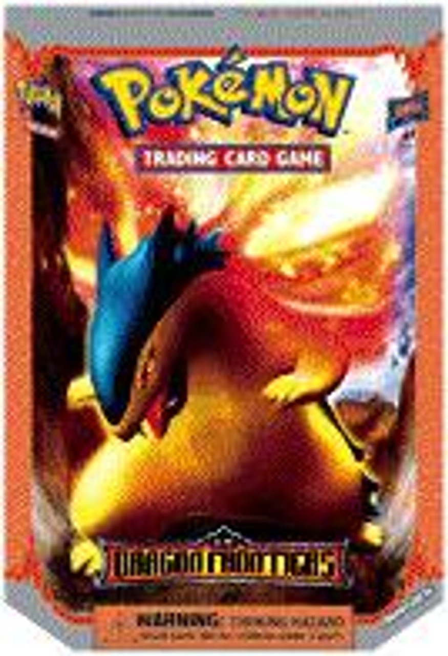 Pokemon EX Dragon Frontiers Shadow Blaze Theme Deck [Sealed Deck]