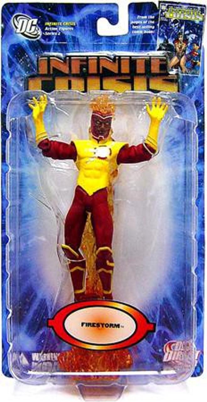 DC Infinite Crisis Series 2 Firestorm Action Figure