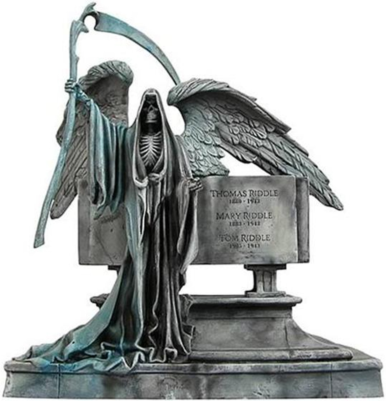 Harry Potter The Goblet of Fire Riddle Gravestone 7-Inch Statue