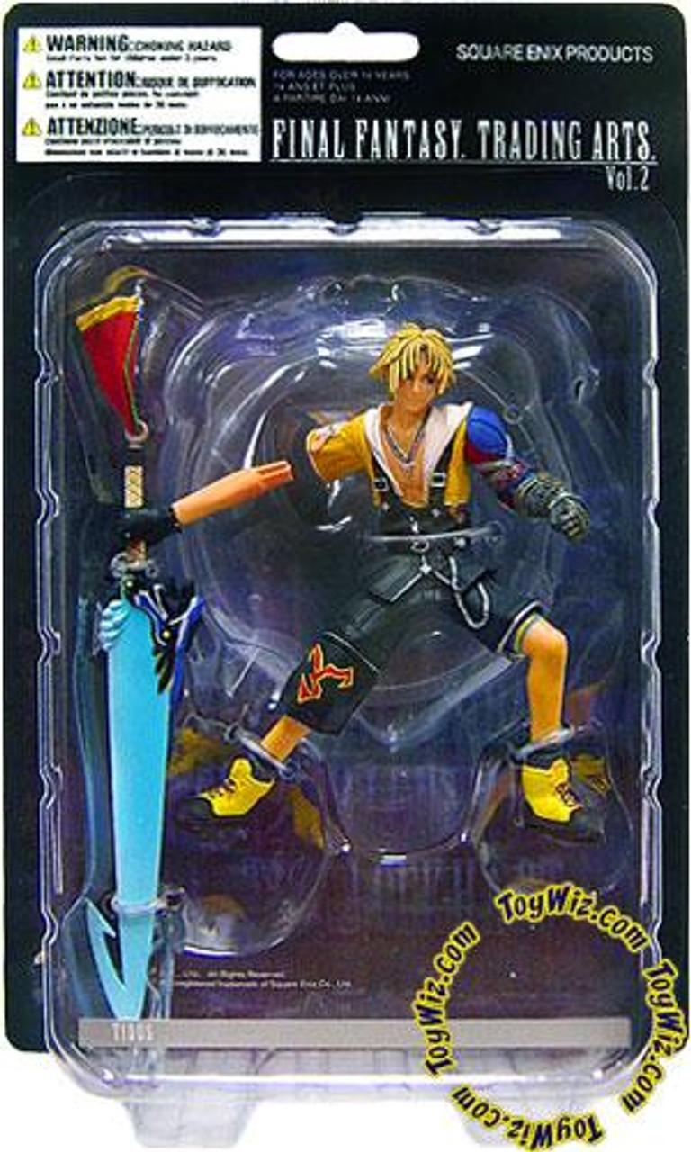 Final Fantasy X Trading Arts Vol. 2 Tidus Mini Figure