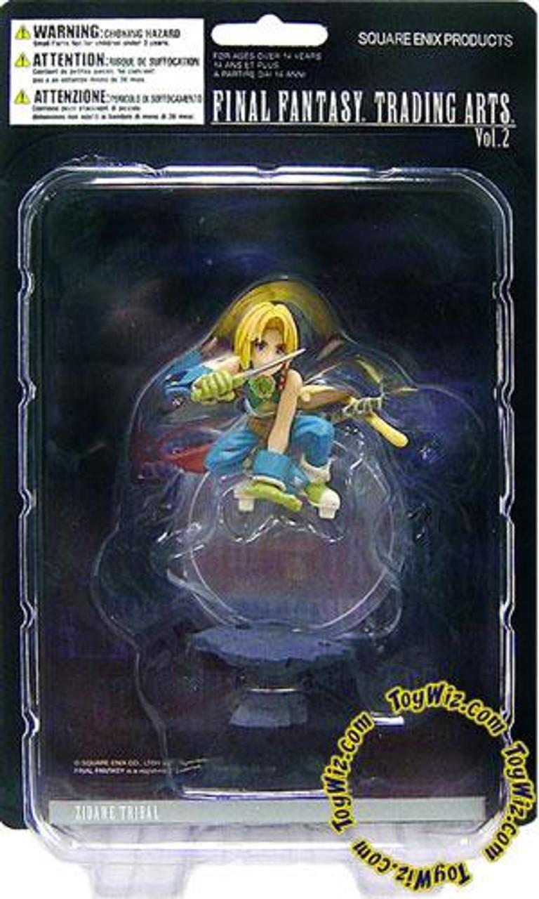 Final Fantasy IX Trading Arts Vol. 2 Zidane Mini Figure