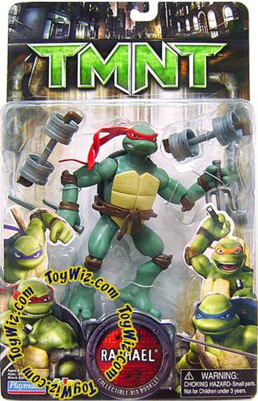 Teenage Mutant Ninja Turtles TMNT Raphael Action Figure