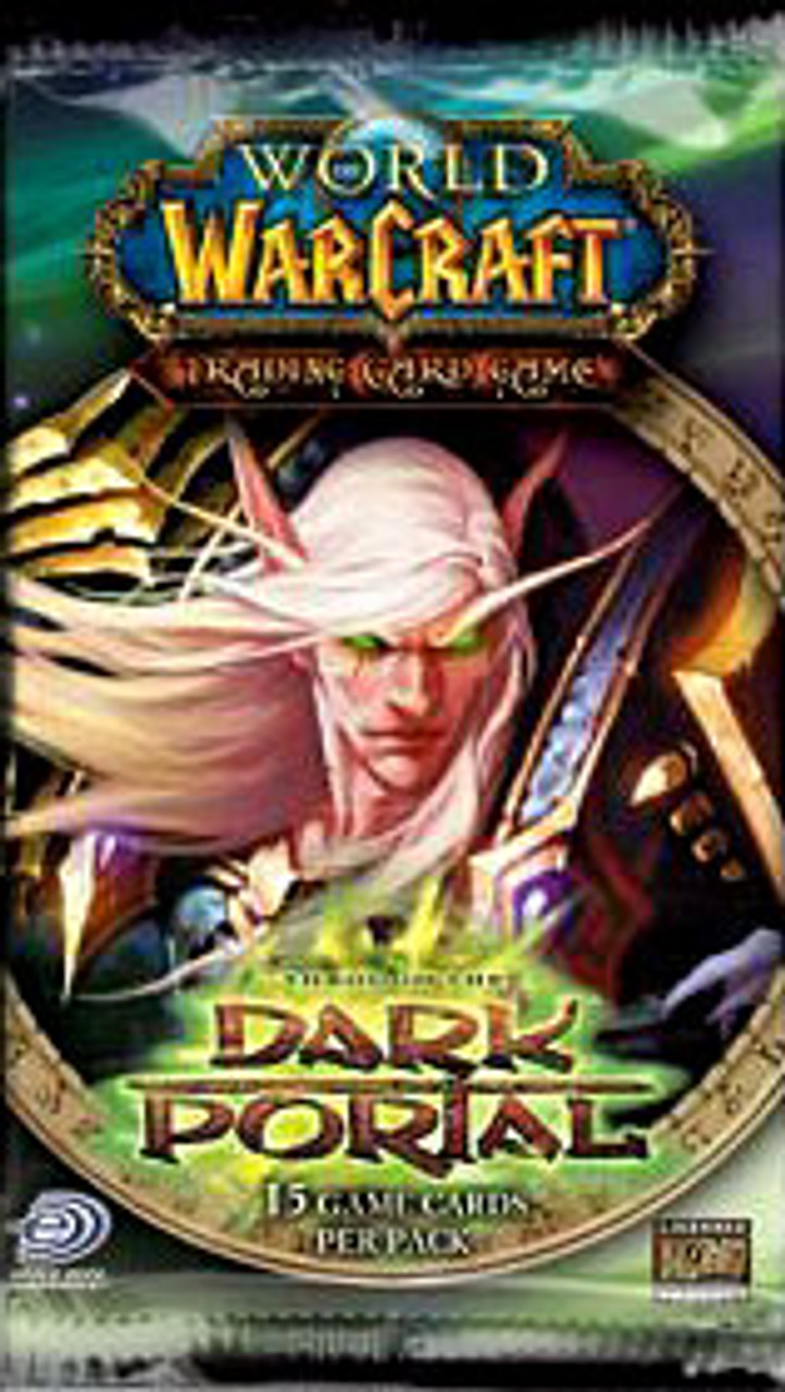 World of Warcraft Trading Card Game Dark Portal Booster Pack