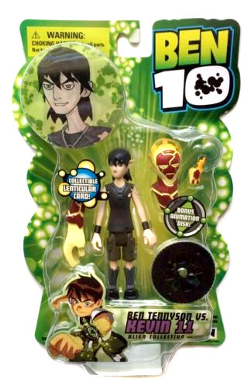Ben 10 Alien Collection Series 1 Kevin 11 Action Figure