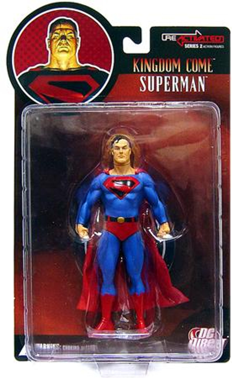 DC Reactivated Series 2 Kingdom Come Superman Action Figure