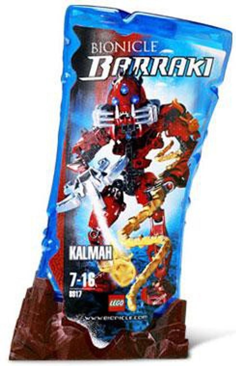 LEGO Bionicle Barraki Kalmah Set #8917