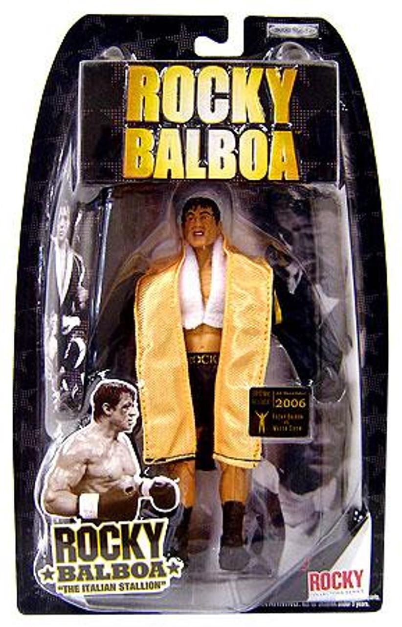 Rocky II Rocky Balboa Action Figure [Early Release]