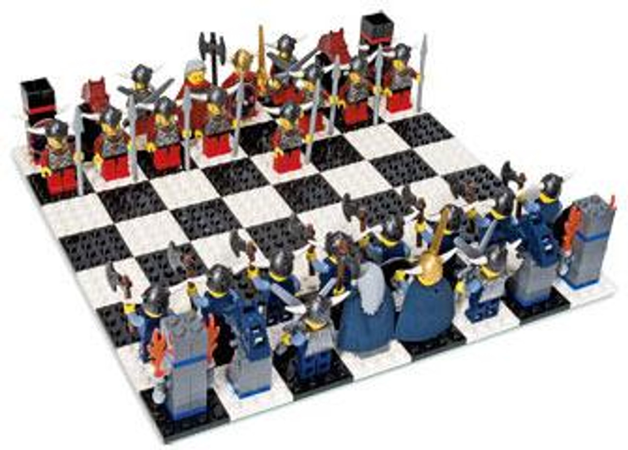 LEGO Vikings Chess Set G577