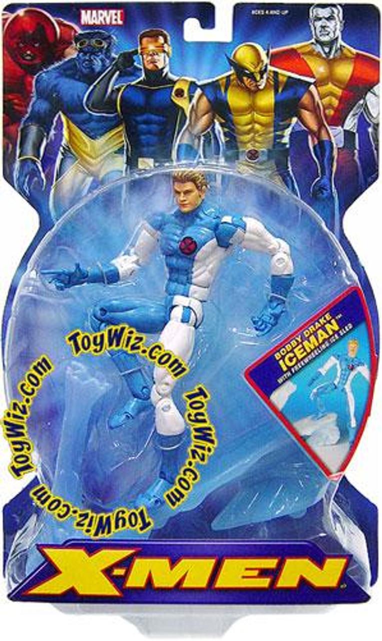 Marvel X-Men Bobby Drake Iceman Action Figure
