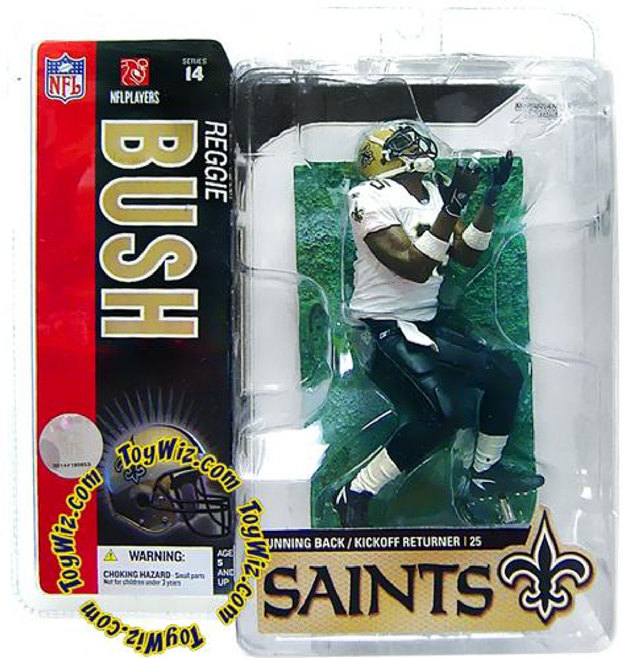 Mcfarlane Toys Nfl New Orleans Saints Sports Picks Series