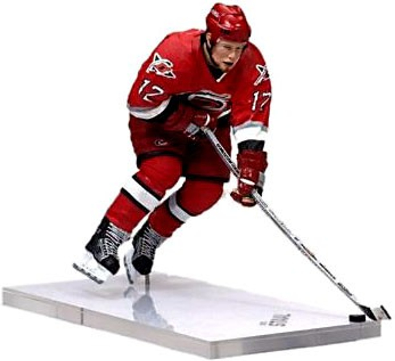 McFarlane Toys NHL Carolina Hurricanes Sports Picks Series 15 Eric Staal Action Figure [Red Jersey]
