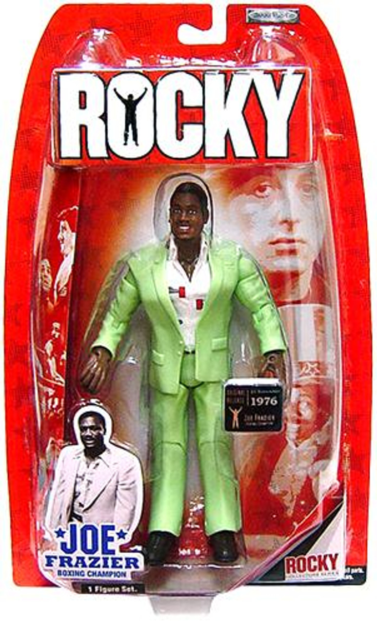 Rocky I Series 3 Joe Frazier Action Figure