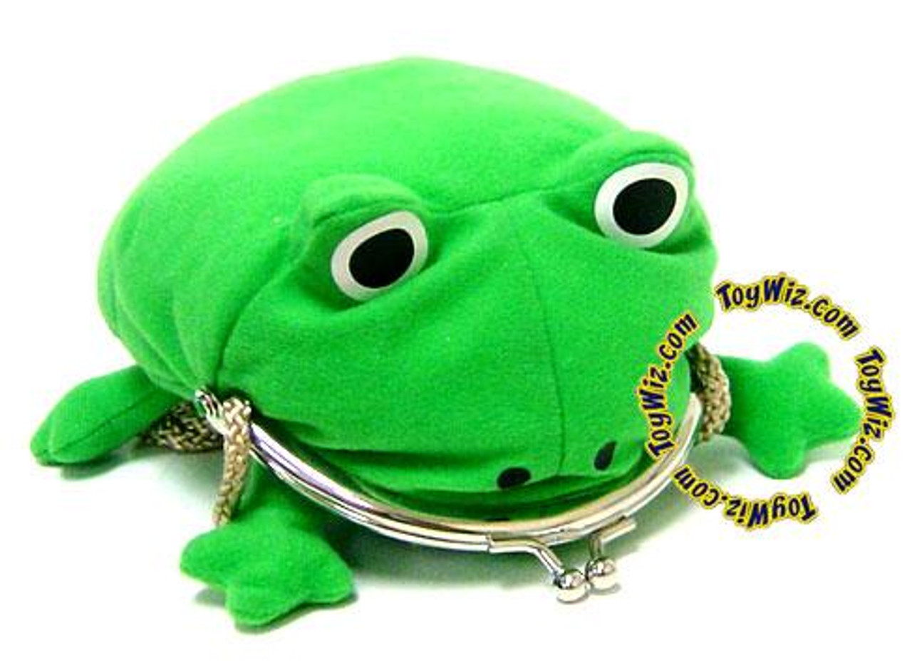 Naruto Mini Frog Plush Pouch
