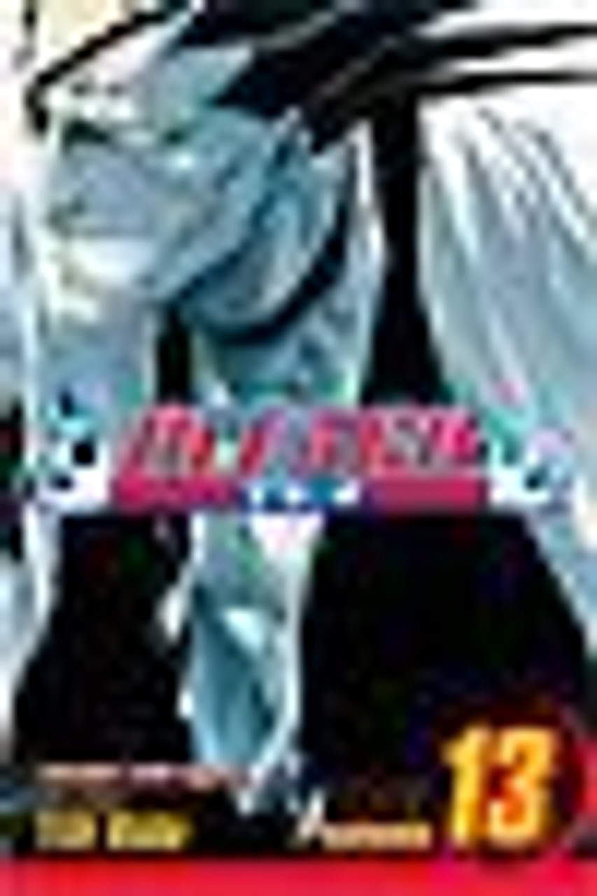 Bleach Shonen Jump Manga [Volume 13]