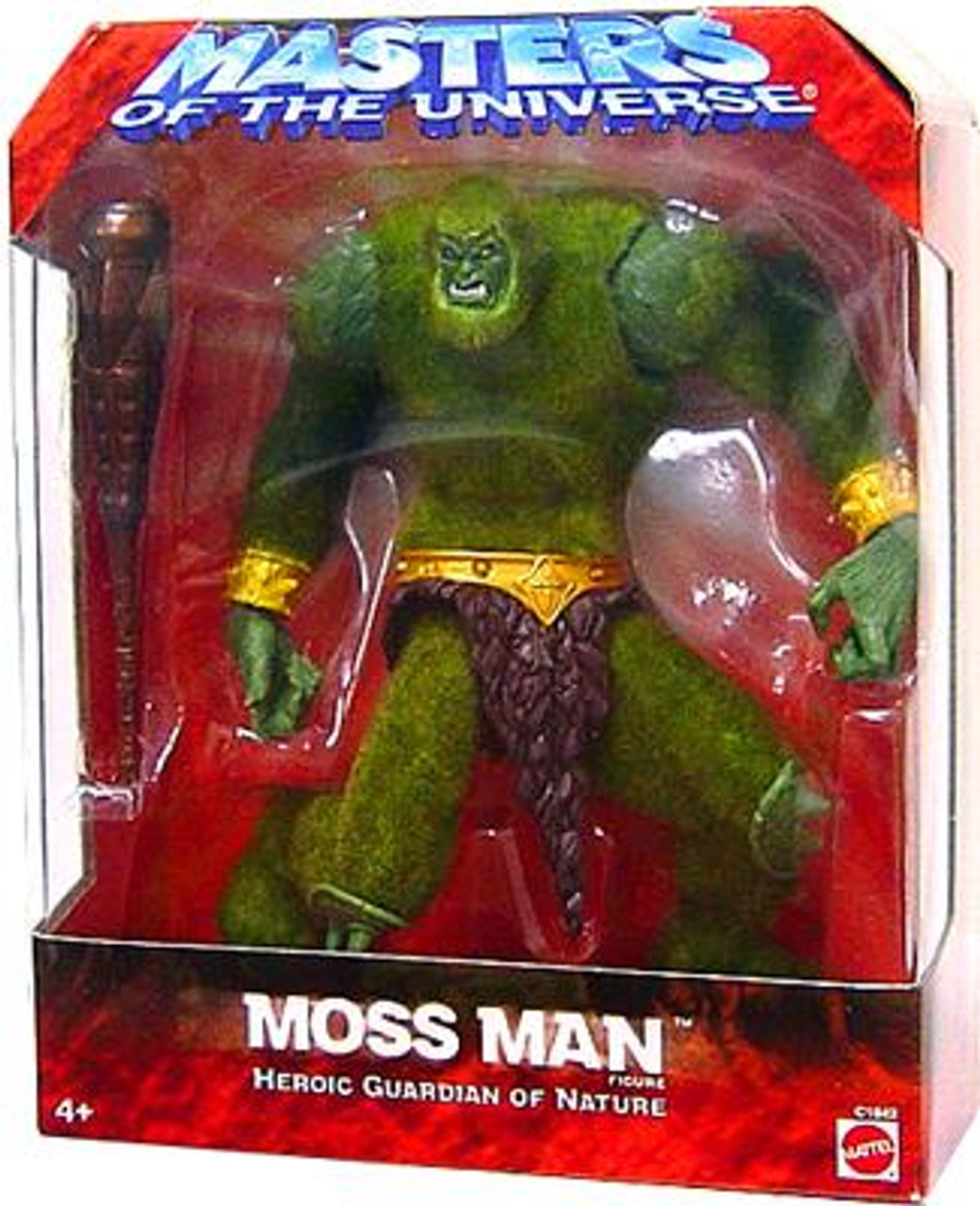 Masters of the Universe Moss Man Exclusive Action Figure [Guardian of Nature]