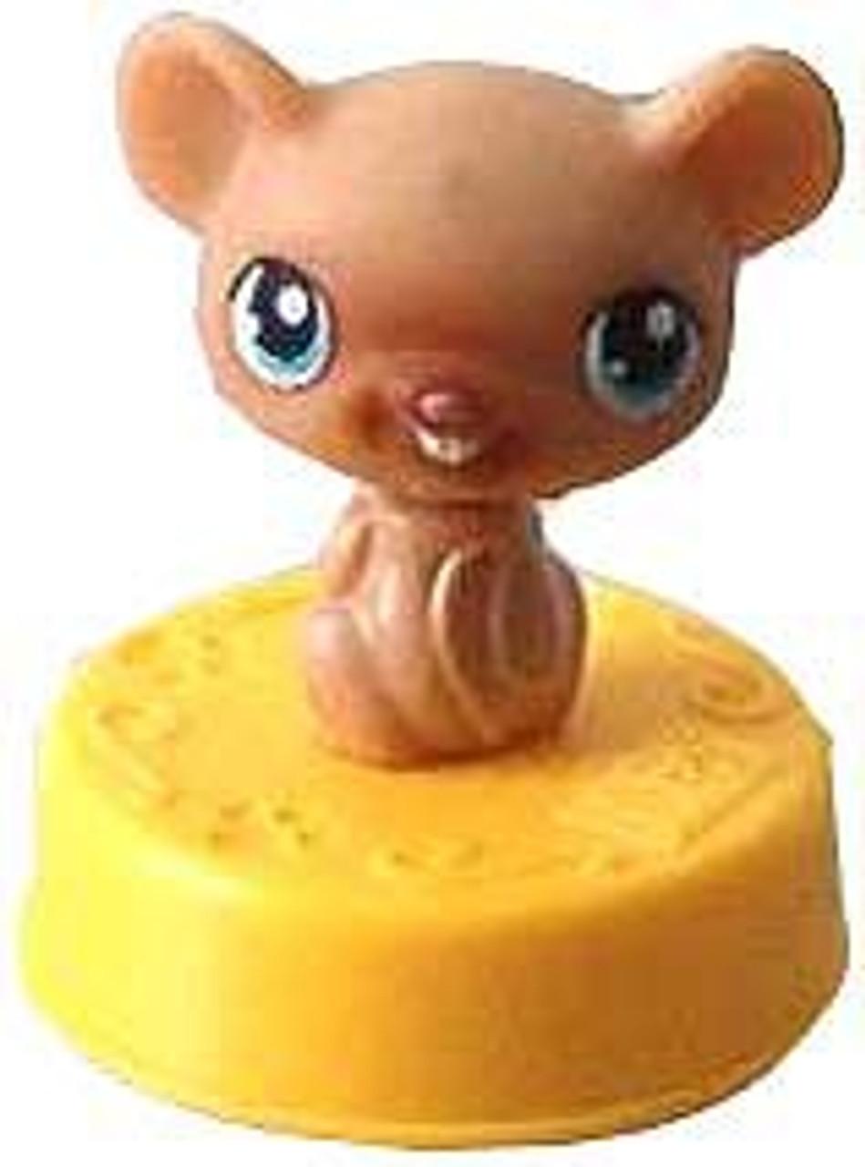 Littlest Pet Shop McDonald's Mouse Figure #2 [Random Color]