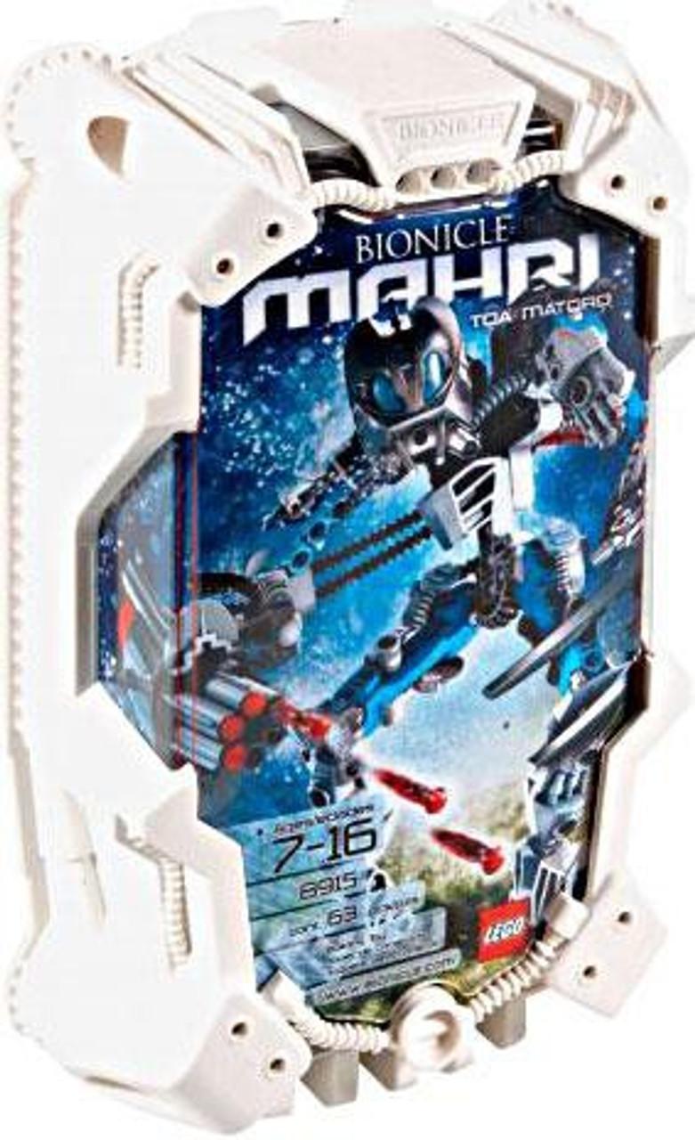 LEGO Bionicle Toa Mahri Toa Matoro Set #8915