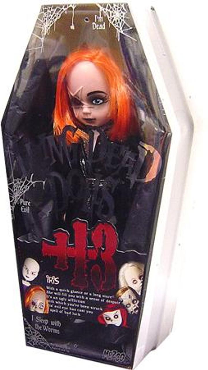 Living Dead Dolls Series 13 Iris Doll