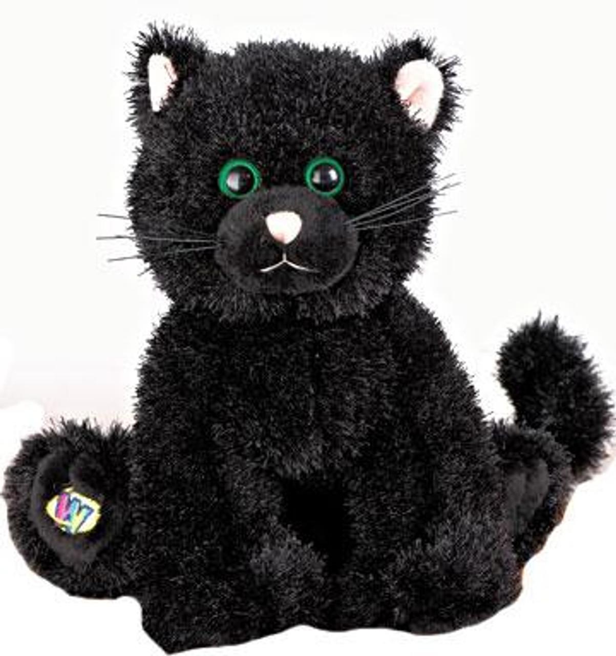 Webkinz Black Cat Plush