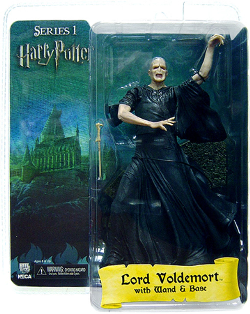 NECA Harry Potter The Goblet of Fire Lord Voldemort Action Figure