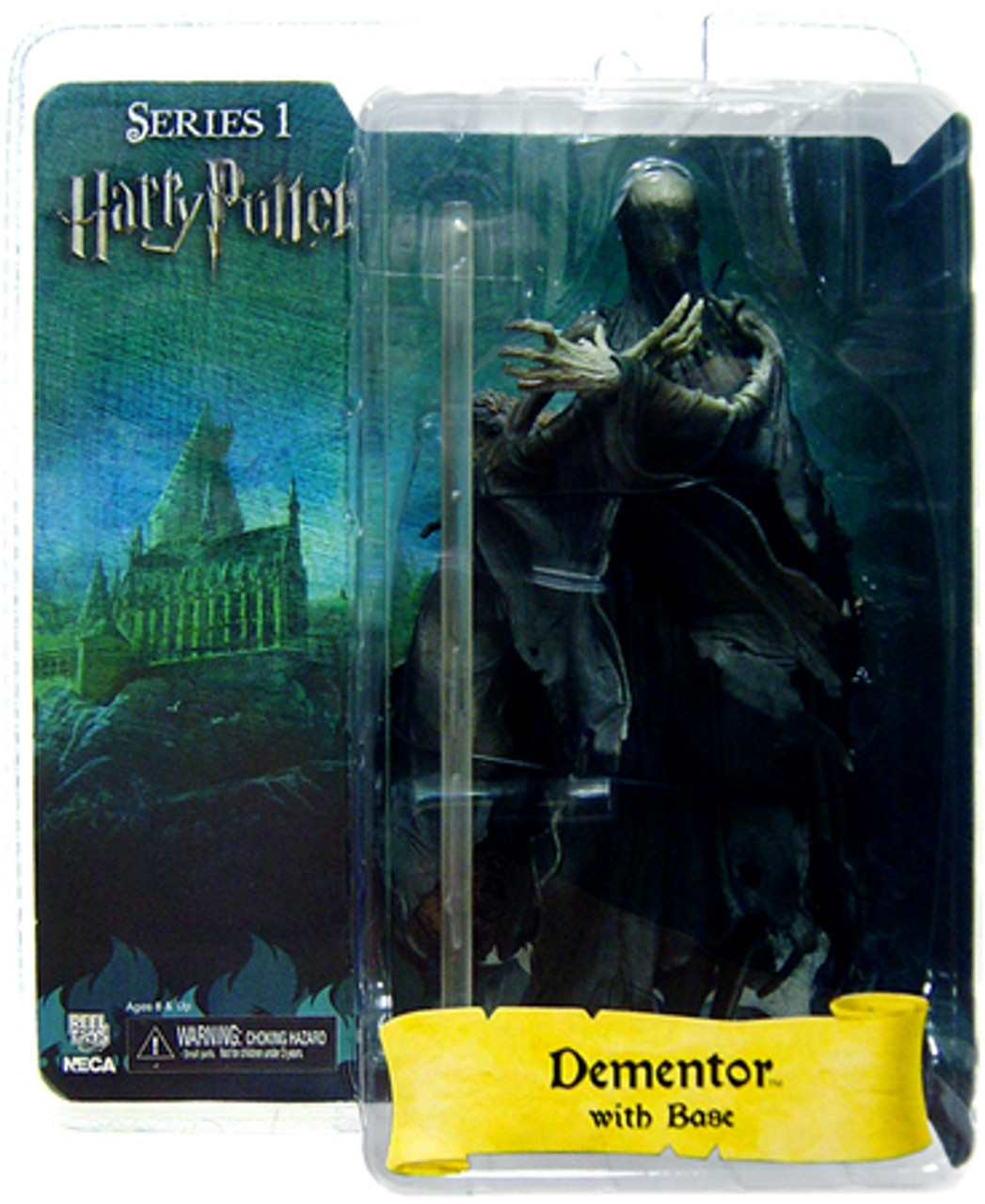 NECA Harry Potter The Goblet of Fire Dementor Action Figure