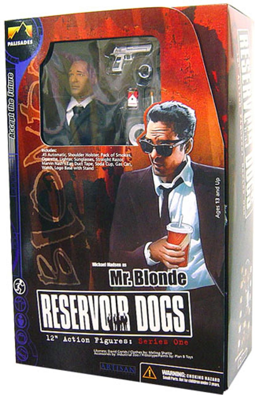 Reservoir Dogs Mr. Blonde 12 Inch Action Figure