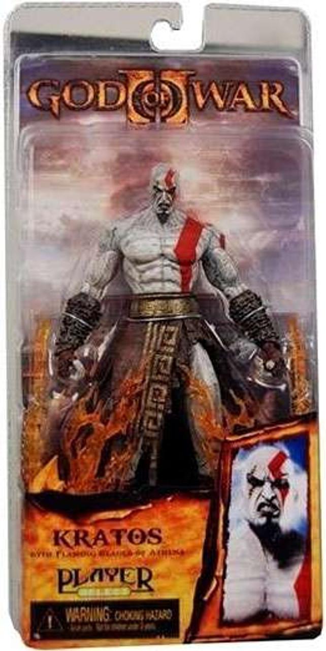 NECA God of War Kratos Action Figure [Blades of Athena]