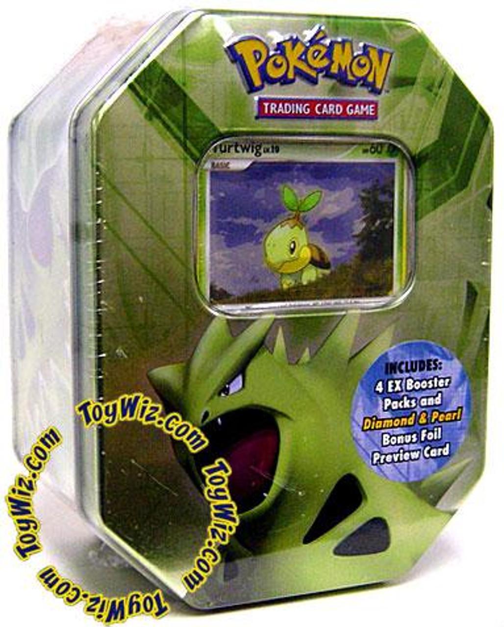 Pokemon EX 2007 Series 1 Tyranitar Collector Tin