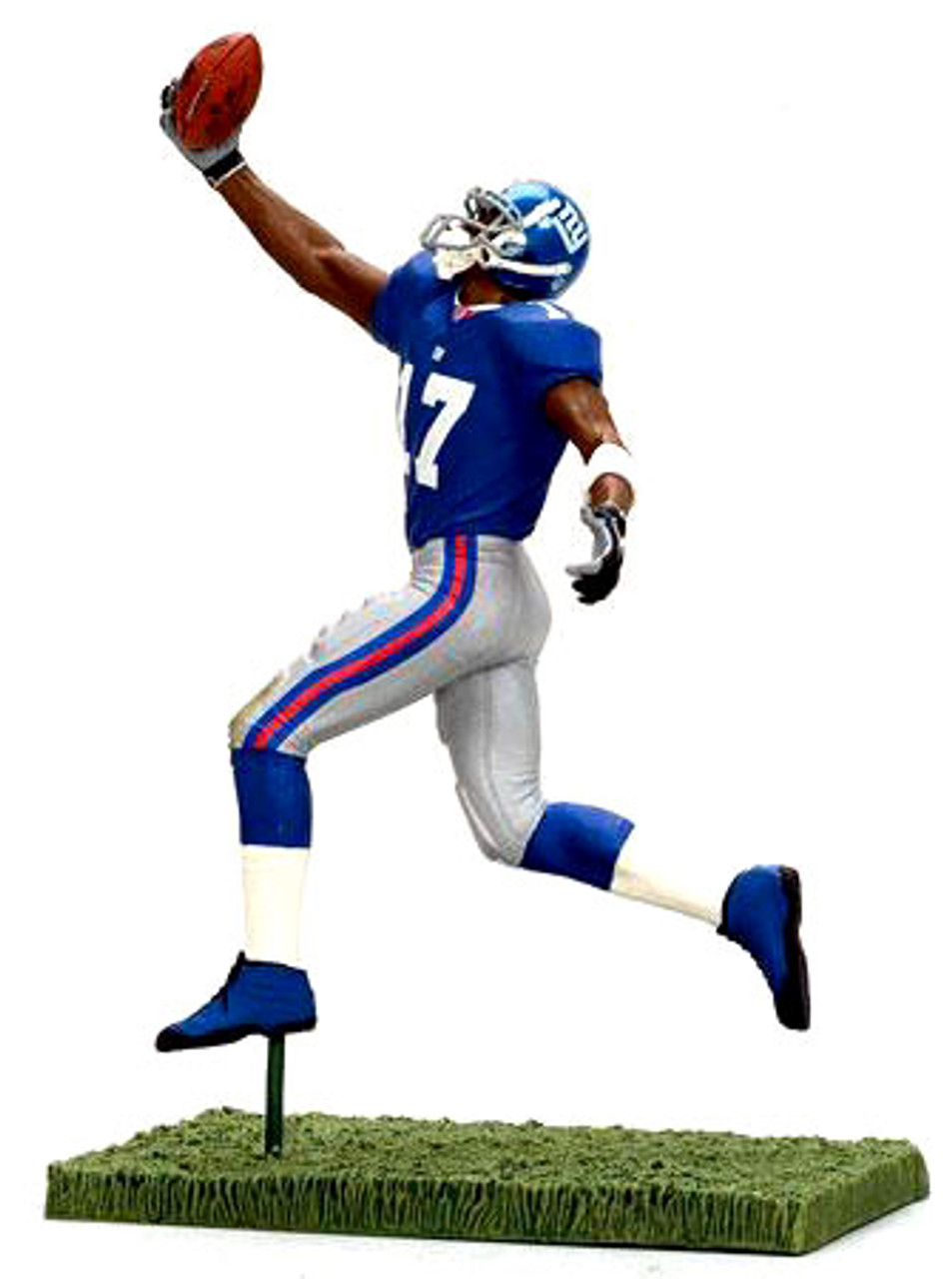 McFarlane Toys NFL New York Giants Sports Picks Series 5 Mini Plaxico Burress 3-Inch Mini Figure