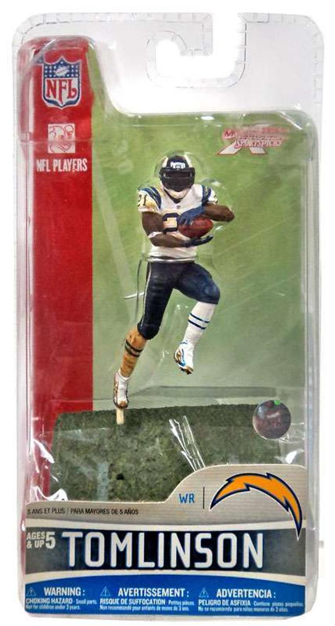 McFarlane Toys NFL San Diego Chargers Sports Picks Series 5 Mini LaDainian Tomlinson 3-Inch Mini Figure