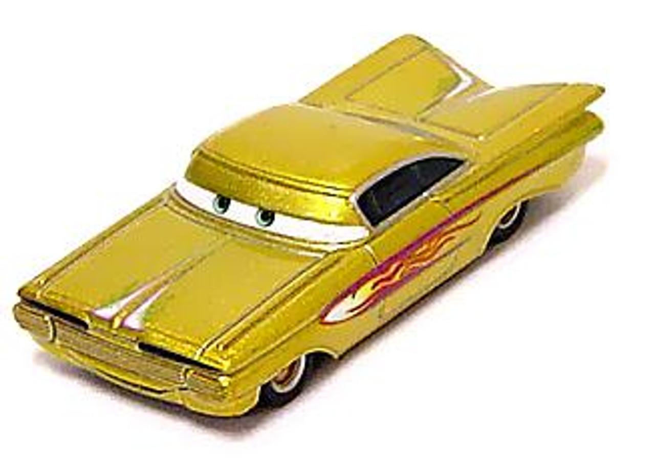 Disney Cars Loose Gold Ramone Diecast Car [Loose]