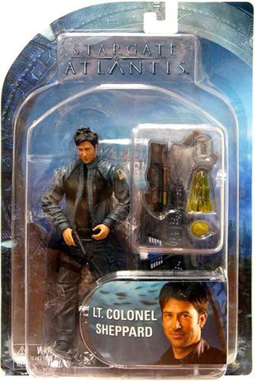 Stargate Atlantis Series 1 John Sheppard Action Figure [Lt. Colonel]