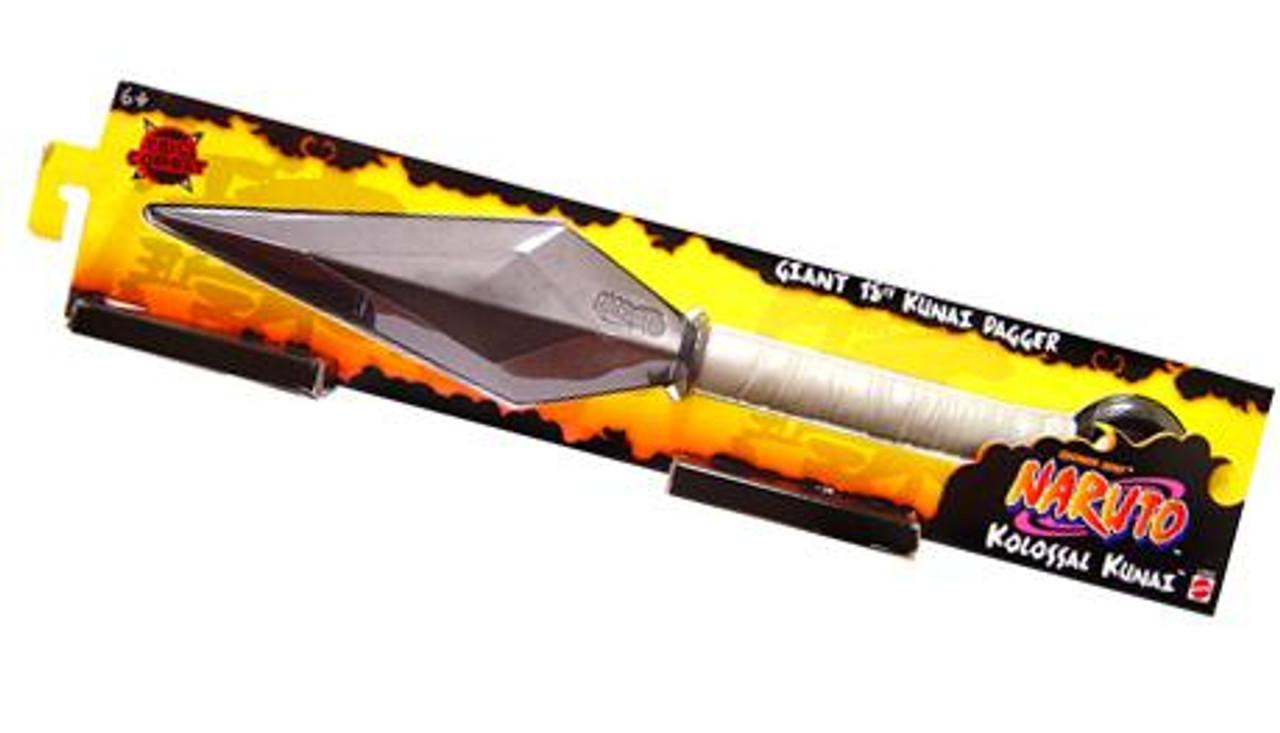 Naruto Kolossal Giant 18 Inch Kunai 18-Inch Roleplay Toy [Dagger]