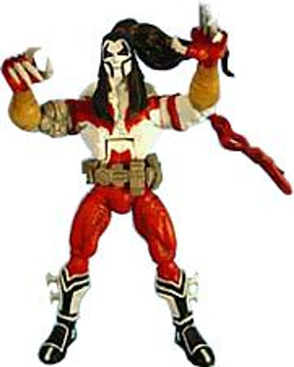 Marvel Legendary Heroes PITT Series Rip Claw Action Figure