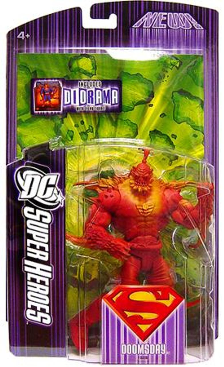 DC Superman Super Heroes Doomsday Action Figure