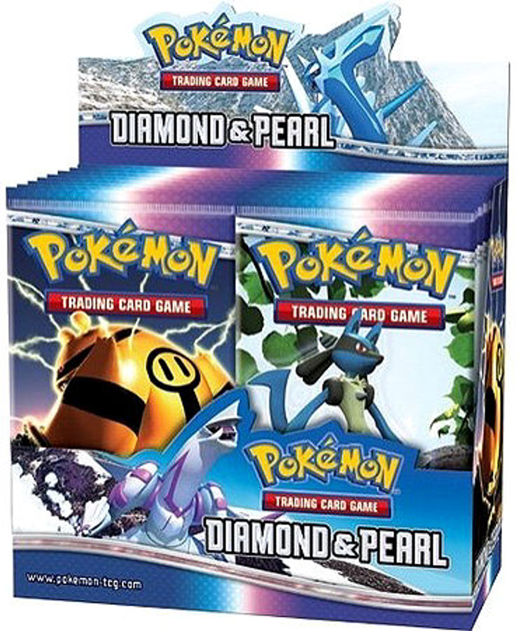 Pokemon Diamond & Pearl Booster Box [36 Packs]