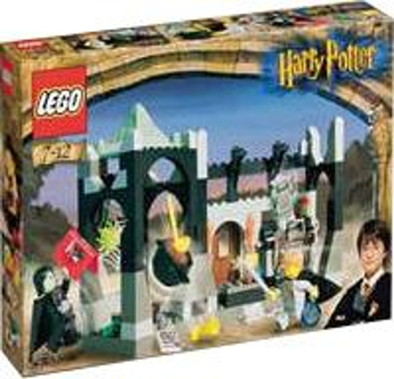 LEGO Harry Potter Series 1 Sorcerer's Stone Snape's Classroom Set #4705