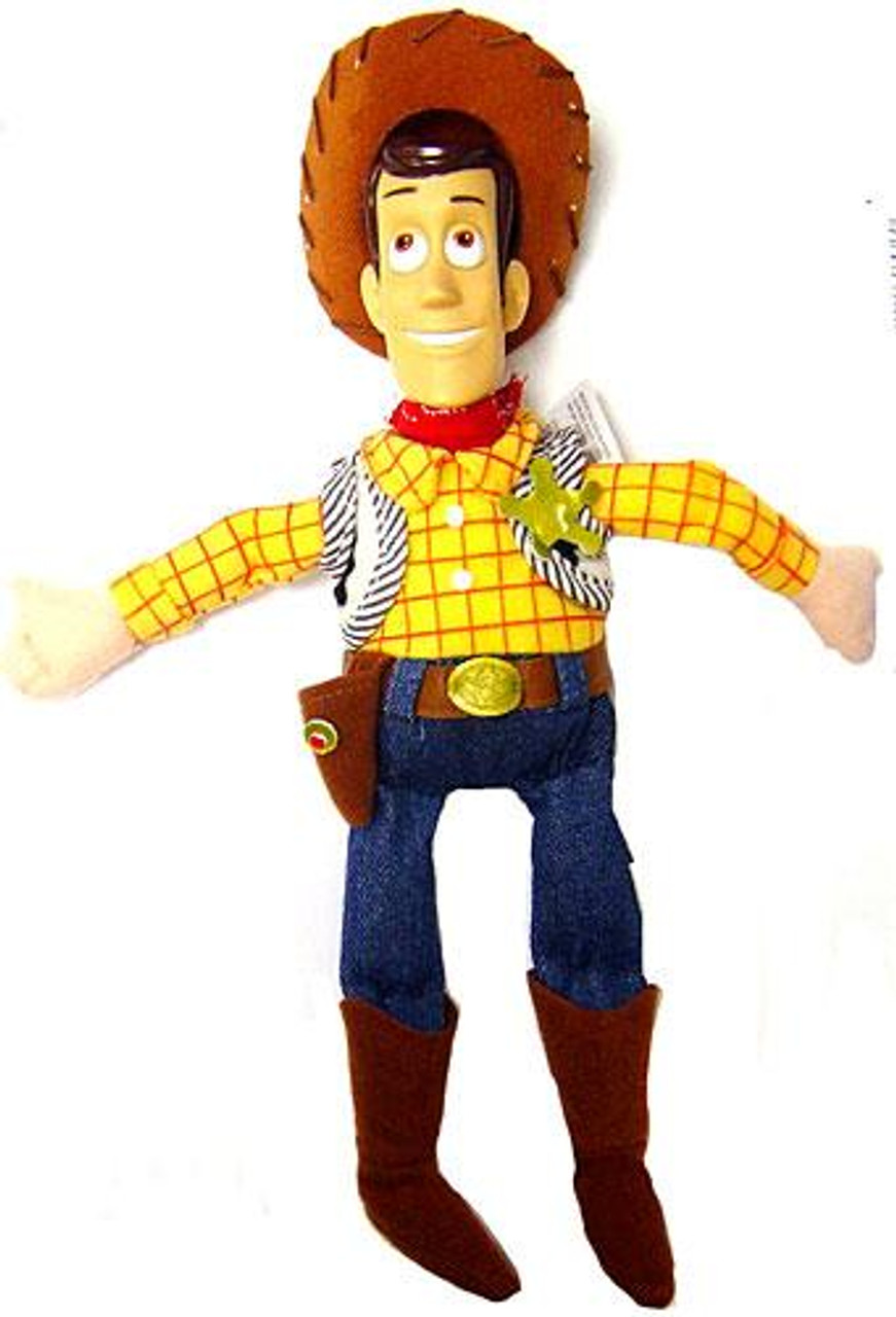 Disney Toy Story Woody 12-Inch Plush Doll