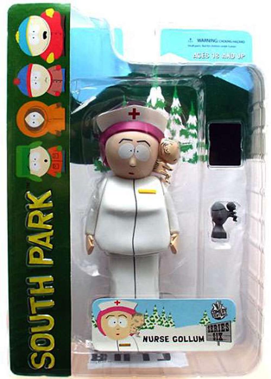 South Park Series 6 Nurse Gollum Action Figure