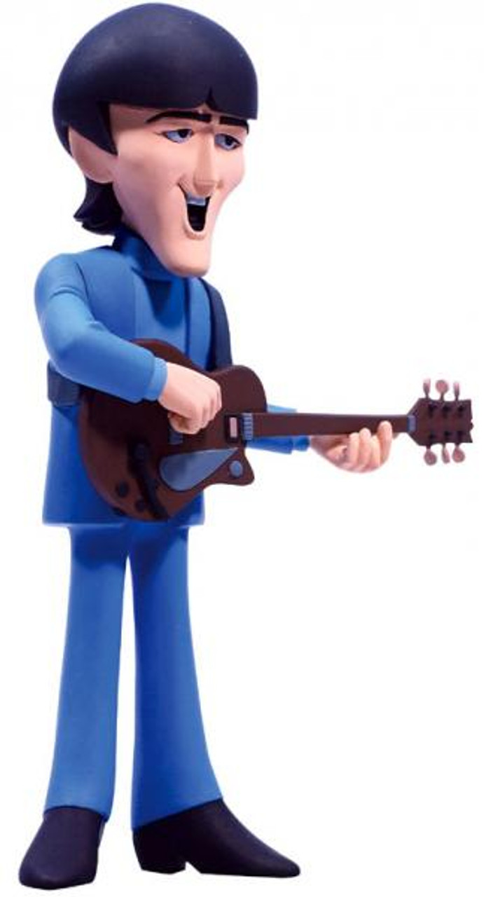 McFarlane Toys The Beatles Saturday Morning Cartoon George Harrison Action Figure