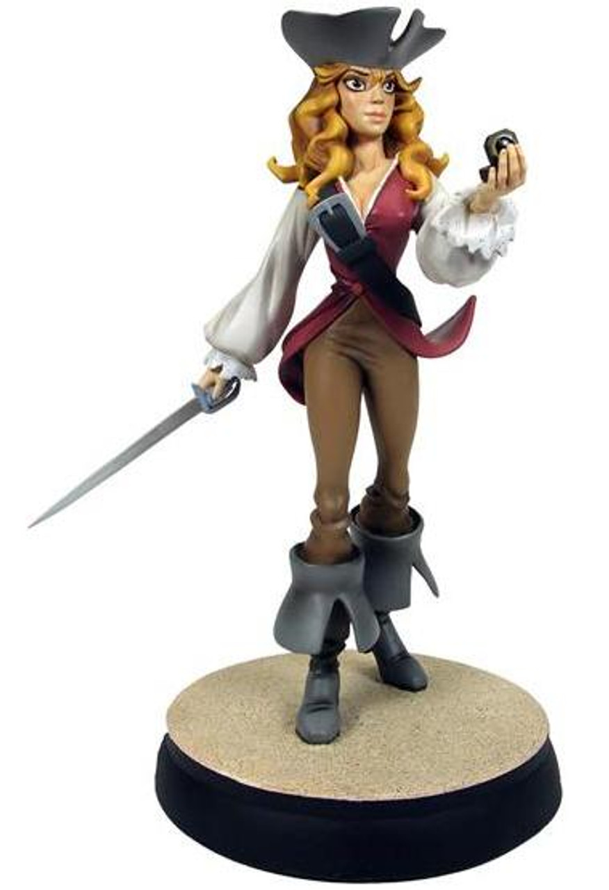 Pirates of the Caribbean Animated Elizabeth Swann Maquette