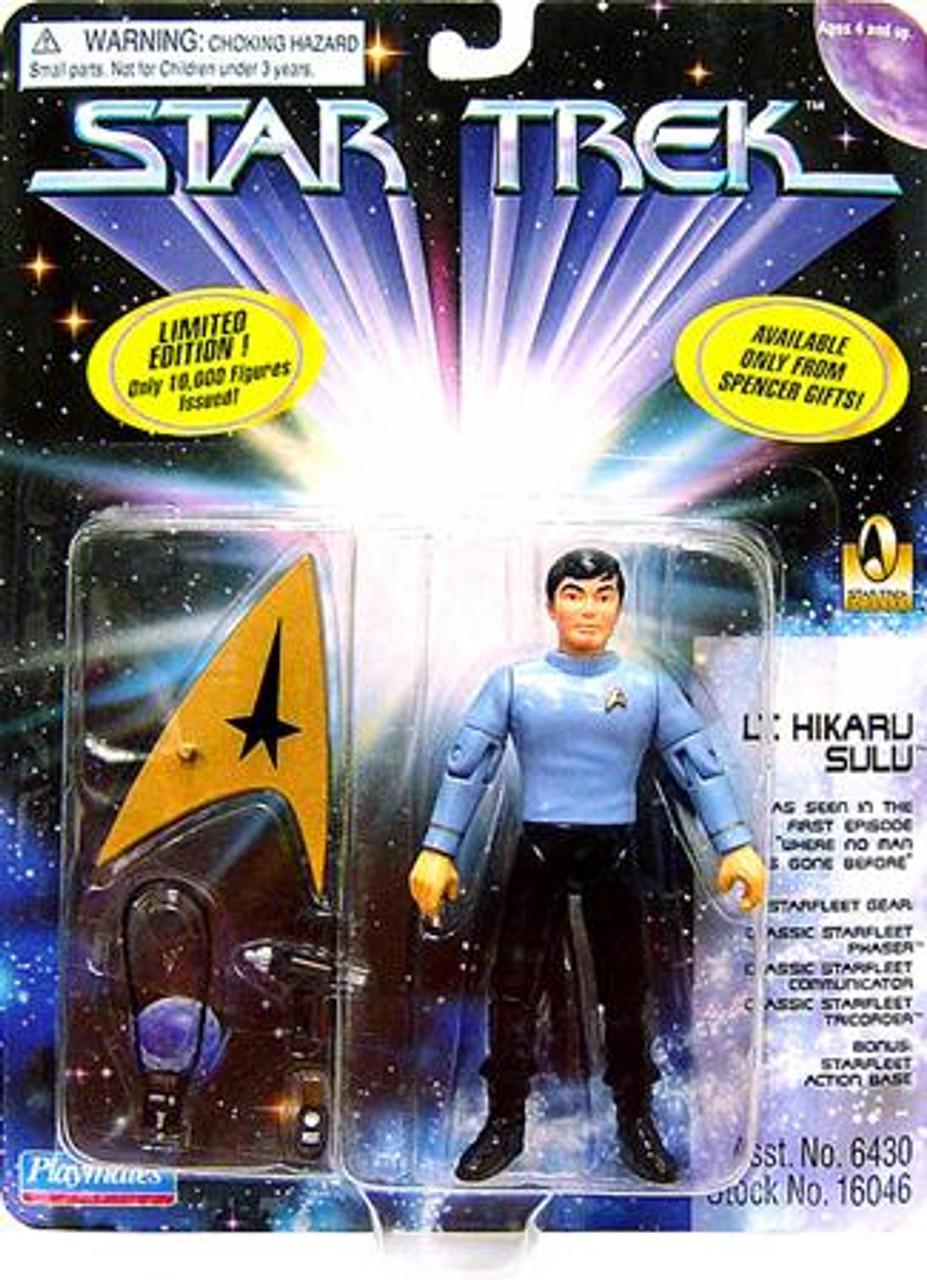 Star Trek The Original Series Lt. Hikaru Sulu Exclusive Action Figure [Damaged Package]