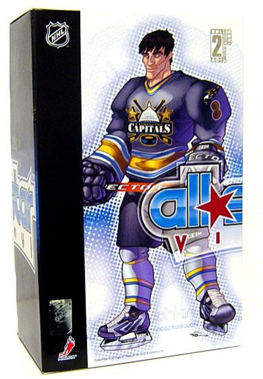 NHL Washington Capitals All Star Vinyl Alexander Ovechkin Vinyl Figure [Black Home Jersey]