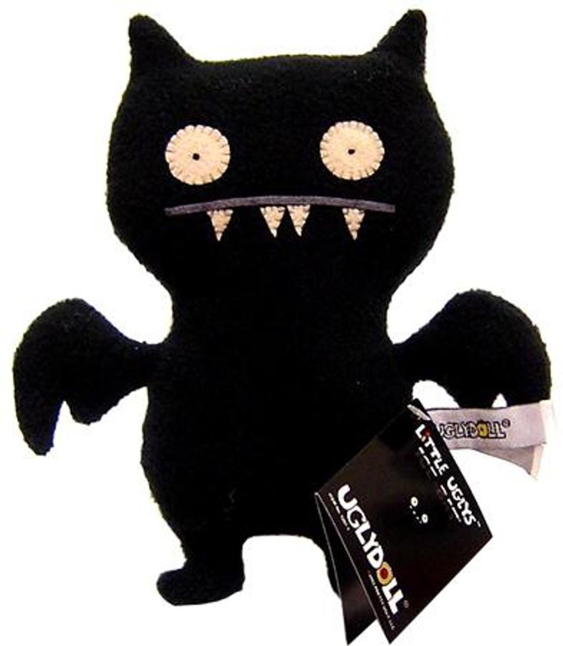 Uglydoll Little Uglies Ice-Bat 7-Inch Plush