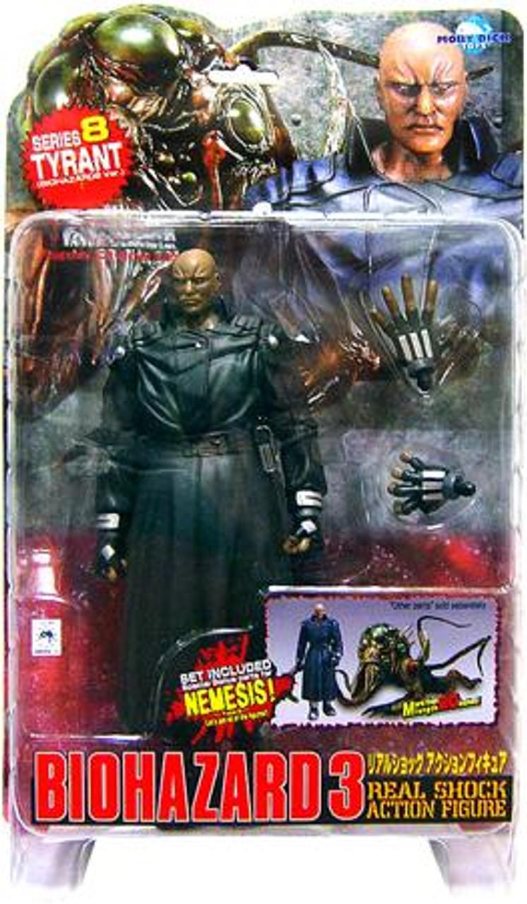 Resident Evil Biohazard 3 Series 8 Tyrant Action Figure
