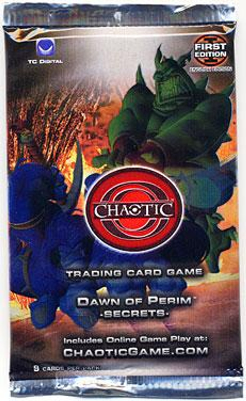 Chaotic Dawn of Perim Secrets Booster Pack